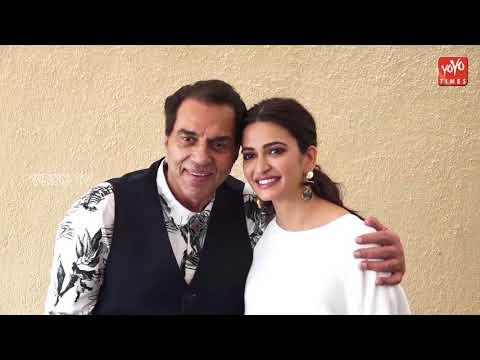 Yamla Pagla Deewana Phir Se Promotion | Jackie Shroff Dharmendra Sunny Deol Bobby Deol | YOYO Times