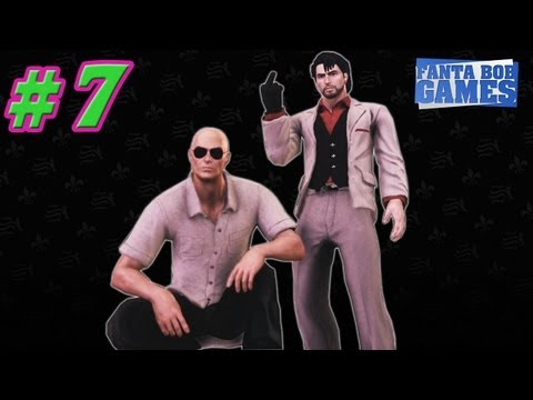 Fanta et Bob dans Saints Row 3 - Ep. 7