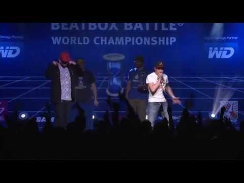 Ball-Zee vs Alem - 1/2 Final - 4th Beatbox Battle World Championship