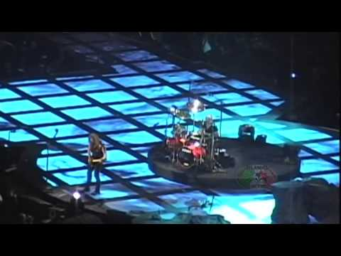 Metallica - MEXICO CITY 2-8-2012 [FULL SHOW AUDIO SBD] - MEXICO SPORTS PLACE