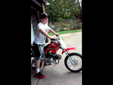 70cc baja dirt bike reivew