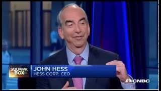 Company Profile: Hess Corp (NYSE:HES)