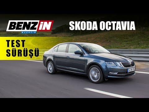 Skoda Octavia 1.6 TDI DSG test 2017
