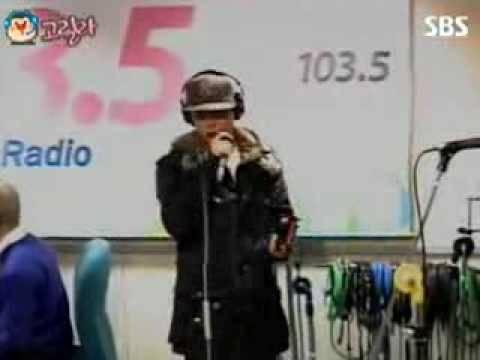 Eun Jiwon - Pinocchio [Radio Guesting]