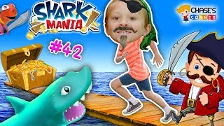 Chase's Corner: SHARK MANIA - Treasure Race Game (#42) | DOH MUCH FUN