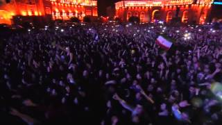 System Of A Down Chop Suey! live Armenia