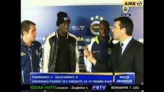 Demba Ba: ''Moussa Sow, c'est comme mon petit frère''