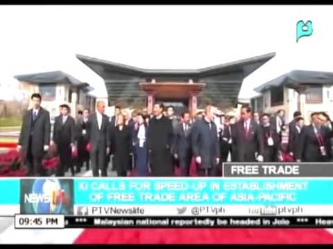 NewsLife: Xi calls for speed-up in establishment of free trade area of Asia-Pacific || Nov. 18, 2015