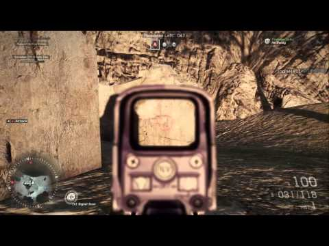 Medal of Honor Warfighter Multiplayer Primeiras Impressões