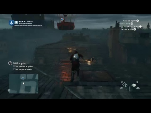 Ps4: AC Unity  -  3secuencia 9