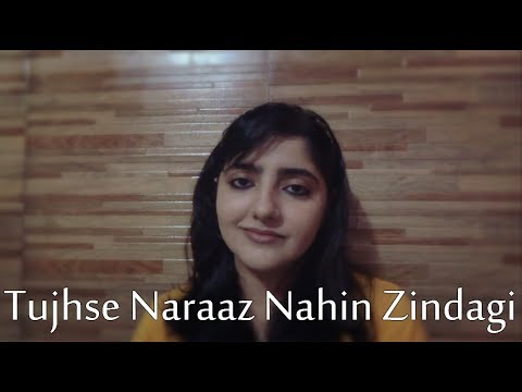 Tujhse Naraaz Nahin Zindagi (masoom) Cover By Nehha Naresh video