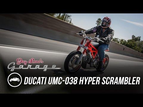 2015 Ducati UMC-038 Hyper Scrambler - Jay Leno's Garage
