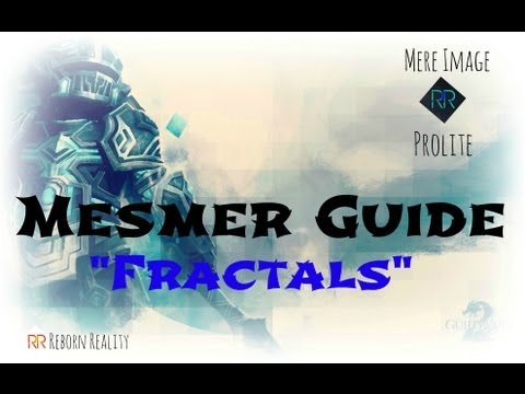 Guild Wars 2 - Level 80 PvE Mesmer Guide (Fractals of the Mists Tutorial)