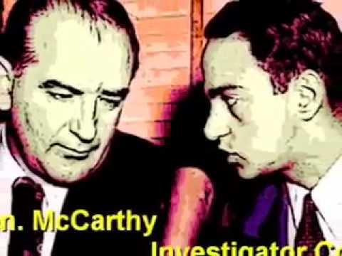 The Investigation of William Mandel by Sen. Joseph McCarthy