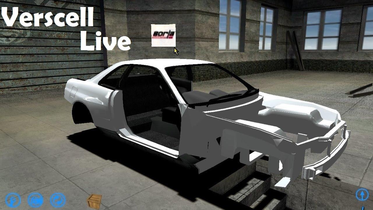 SLRR by Jack V2 pre-release 4 | собираем тачку