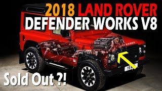 AWESOME!! All New 2018 Land Rover Sold Out Defender Works V8 | Furious Cars