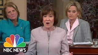 Senator Susan Collins: 'I Will Vote To Confim Judge Brett Kavanaugh' | NBC News