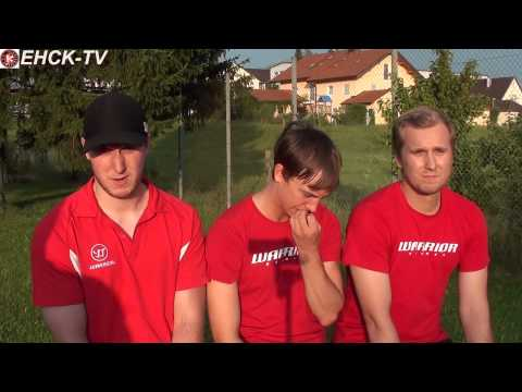 Interview mit Philipp, Dominik und Nicolai Quinlan (3.08.14)