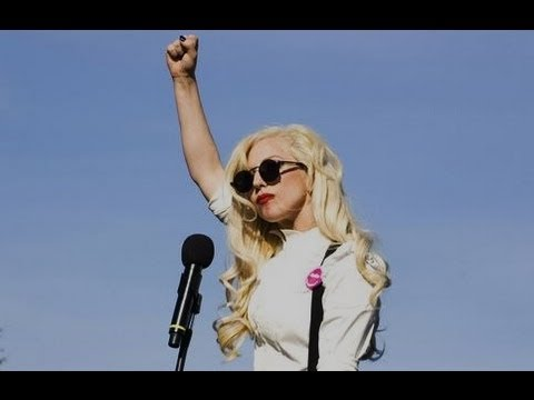 LADY GAGA 2ND MOST INFLUENTIAL ICON OF DECADE- TIME MAGAZINE