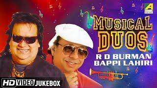 Musical Duos Bappi Lahiri & R D Burman   Bengali Movie Songs Video Jukebox