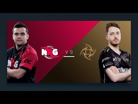 CS:GO - NRG vs. NiP [Overpass] - Group B Round 2 - ESL Pro League Season 6 Finals