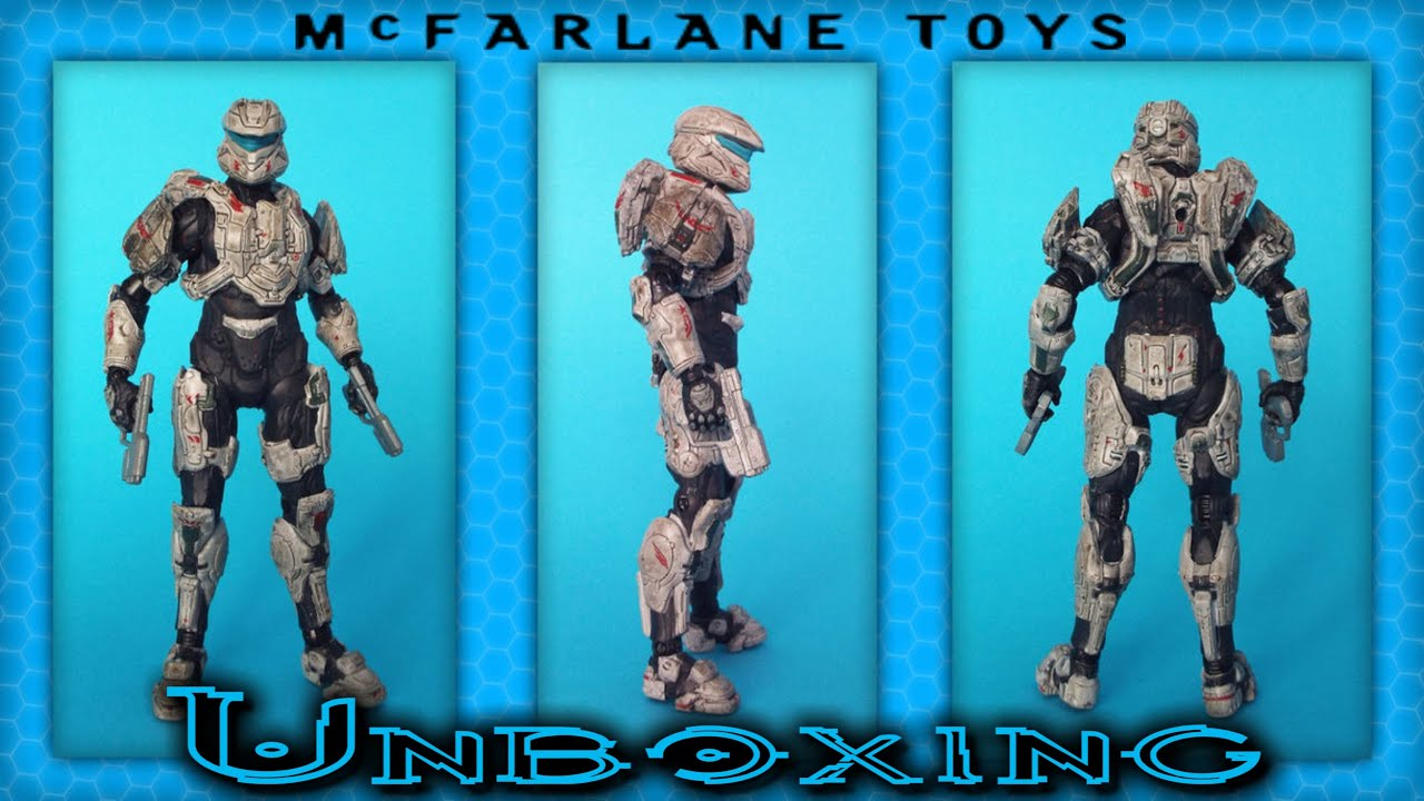 Mcfarlane Toys Halo 4 Series 3