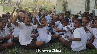Papua New Guinea welcomes Xi Jinping
