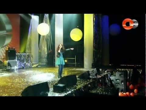 Алина Гросу - Давай запомним (Live oe video music awards 2011)