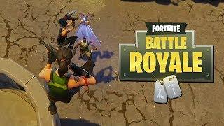 WAT DOEN ZIJ NOU WEER?! - Fortnite Battle Royale