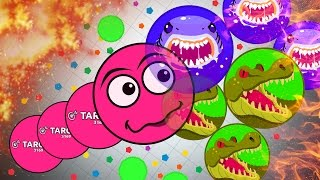 Agar.io - AGARIO EXCELLENT SOLO TACTICS #3 // Agario Gameplay (Destroying Teams Solo in Agar.io)