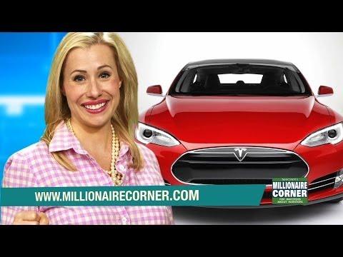 Tesla Gigafactory, Car Sales, Bitcoin Up - Today's Financial News