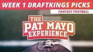 2017 Fantasy Football: Week 1 DraftKings Picks, Sleepers & Preview