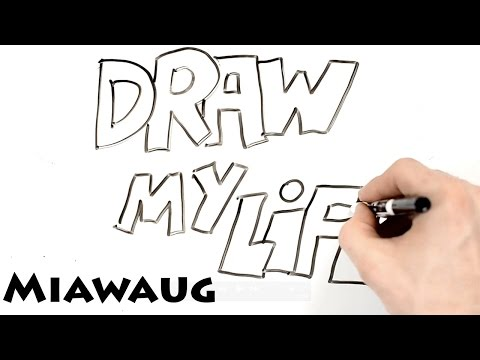 Draw My Life - MiawAug Indonesia Youtuber