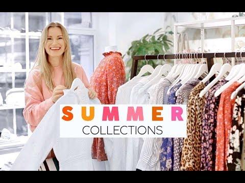 Fashion bloggers do press event: summer 2018