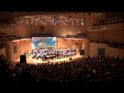 Yew Chung International School of Beijing Seeds of Hope Charity Concert 1