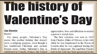 History of Valentine Day in Hindi | True Story | Must Watch