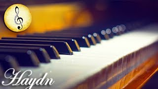 Haydn Classical Music for Studying, Concentration, Relaxation   Study Music   Piano Music