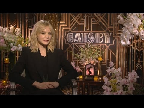 Carey Mulligan - The Great Gatsby Interview HD