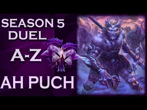 Smite: Season 5 Duel A-Z! | Ah Puch | The Night Kings Domain | #3