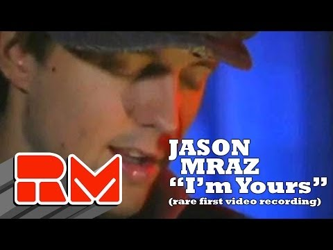 Jason Mraz - Im Yours LIVE (Official RMTV Acoustic) Rare Early...