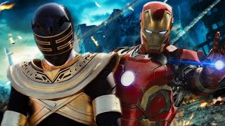 Avengers: Age of Ultron (Power Rangers: Zeo Style!)