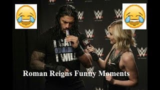 WWE Roman Reigns Funny Moments