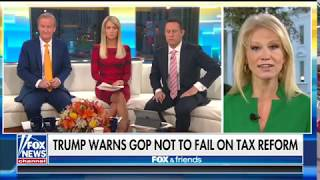 Kellyanne Conway Hints That Alabama Should Vote for Judge Roy Moore