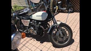 ヨシムラサウンドを聞け カスタムZ1 1974 カワサキ・Z1A900 Super Four 1974 Kawasaki・Z1A900 Super Four YOSHIMURA