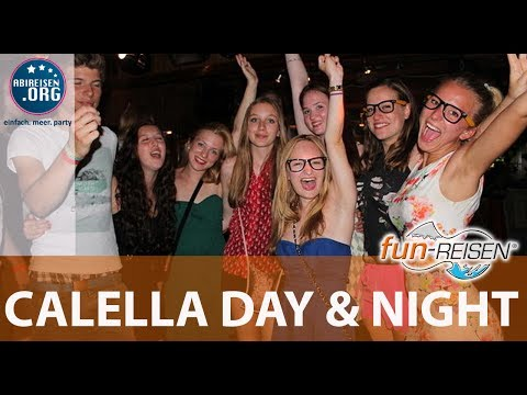 ►fun-Reisen: Calella Day & Night