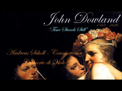John Dowland - Time stands still