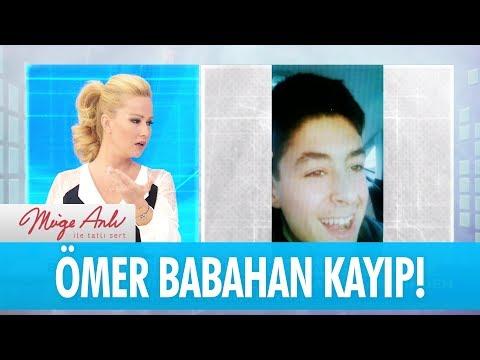 Ömer Babahan kayıp! - Müge Anlı İle Tatlı Sert 29 Kasım 2017