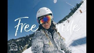 Freeride Ski | DJI MAVIC PRO + GOPRO HERO5 (Vallnord)