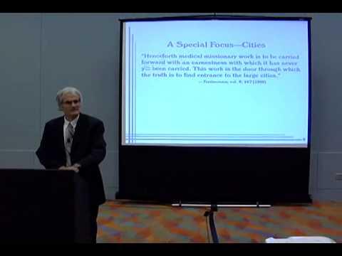 GOSPEL-MEDICAL EVANGELISM: 1891-1900 AND TODAY - DAVE FIEDLER 2012