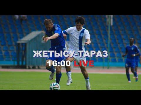 FC Zhetysu Taldykorgan 0-3 FK Taraz